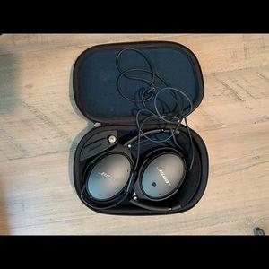 Bose QuietComfort Noise Canceling Headphones